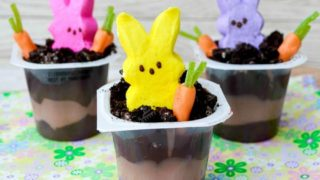 Peeps Easter Pudding Cups