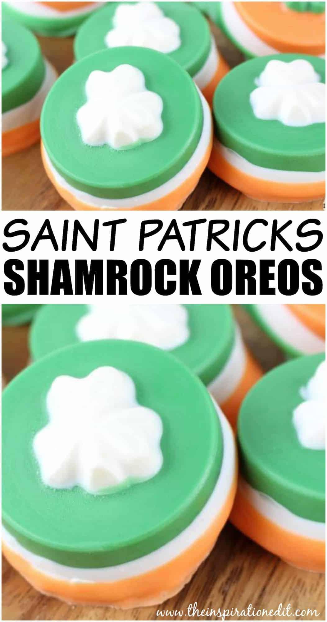 shamrock oreo cookies
