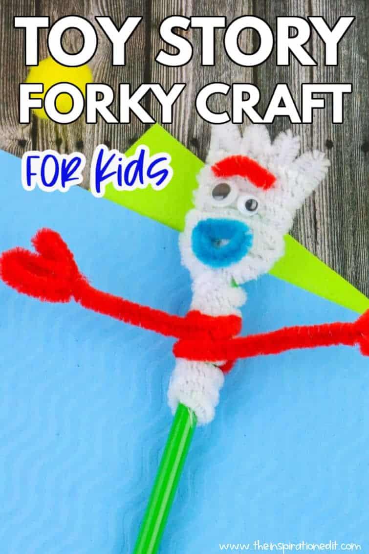 toy story forky craft