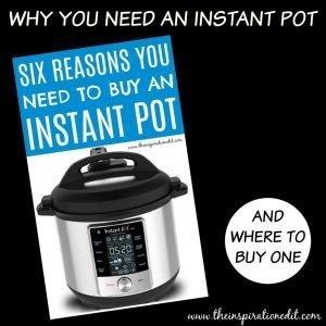 best instant pot to buy