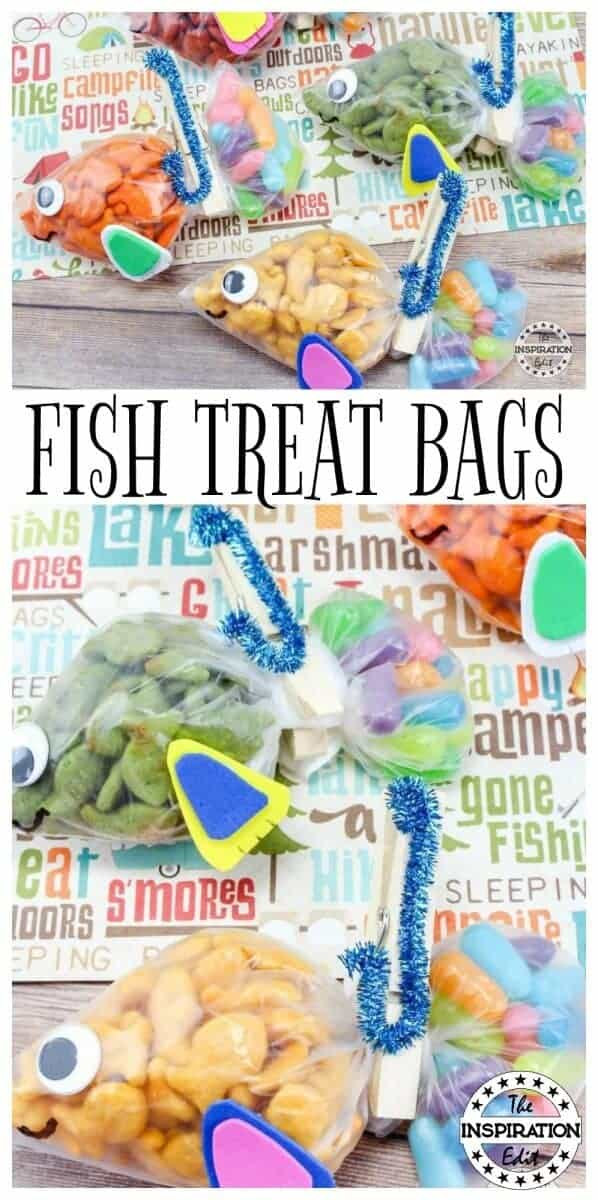 Fish Treat Bags