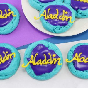 DISNEY ALADDIN COOKIES