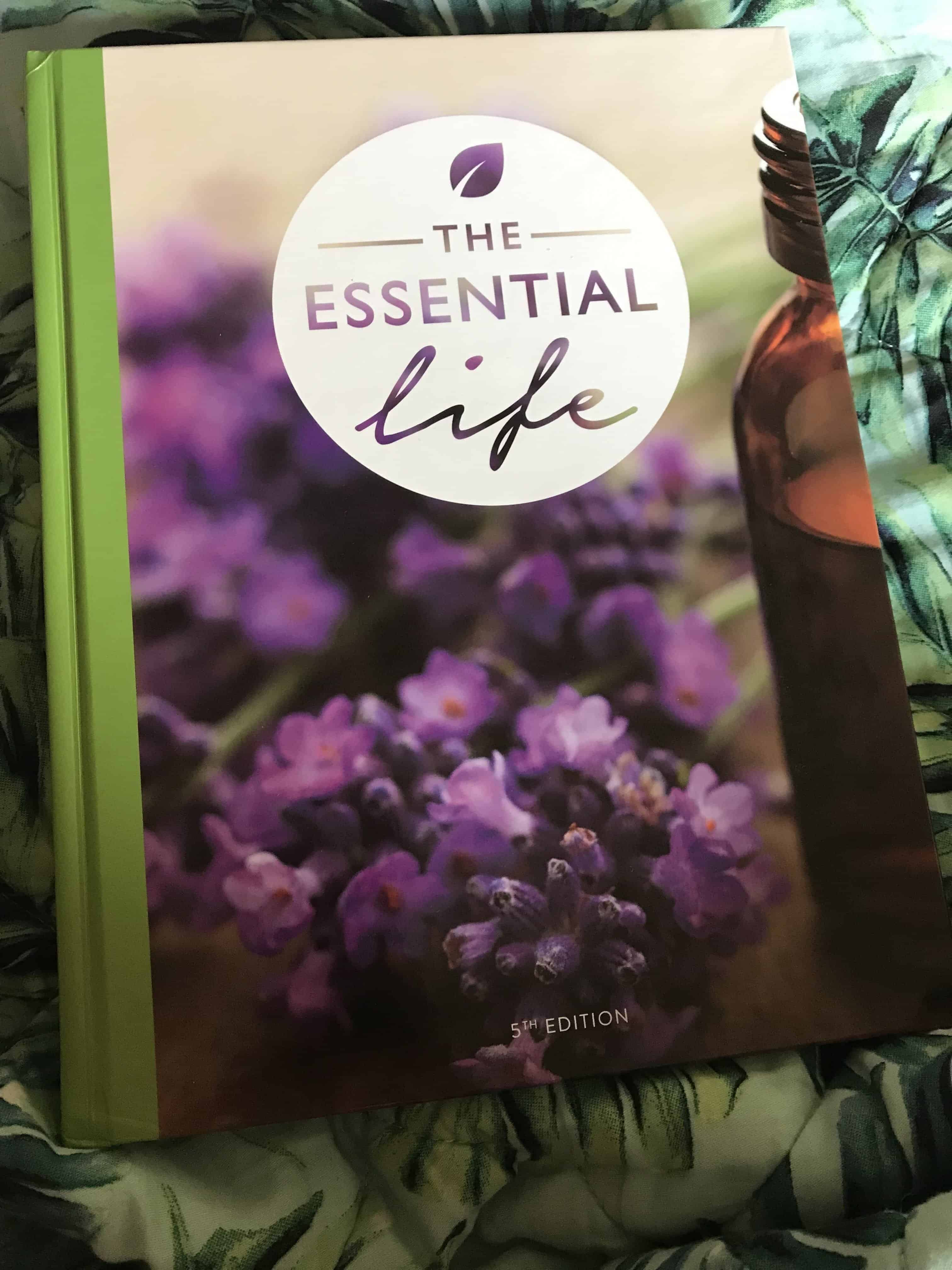 the essential life essential oils book