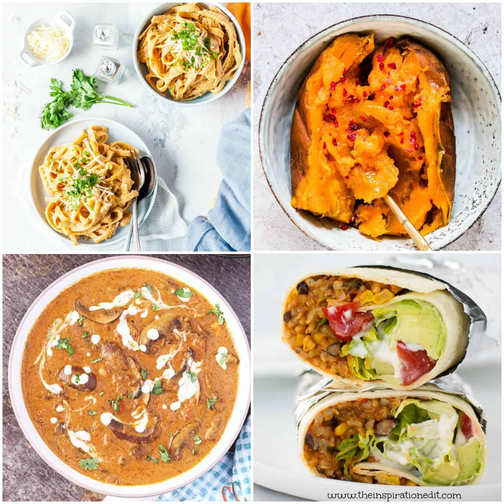 Vegan Instant Pot Recipes