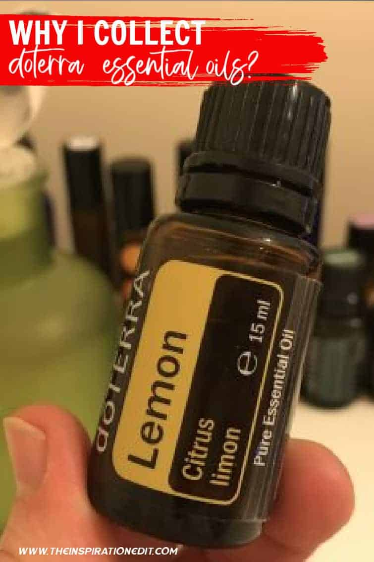 Why I Collect DoTerra Oils