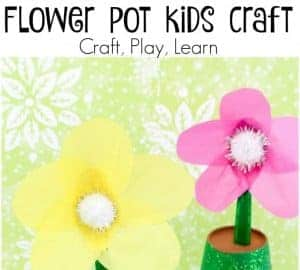 diy flower pot craft