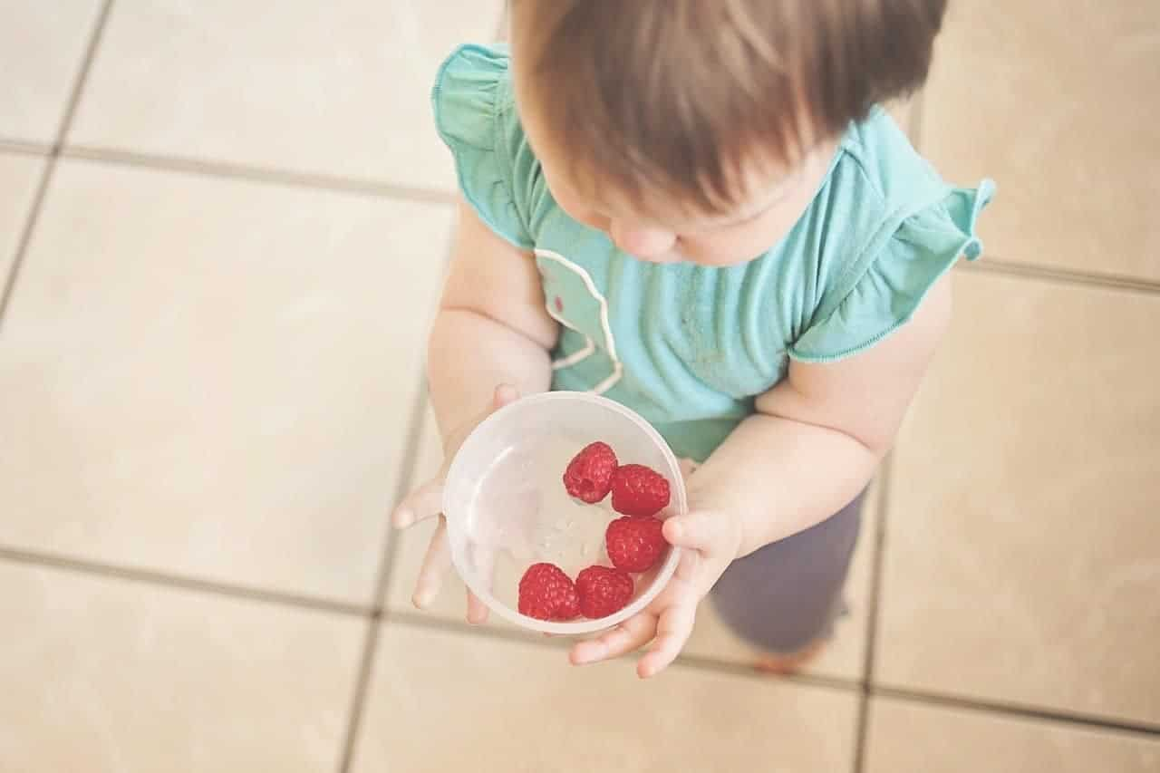 superfoods for babies and toddlers