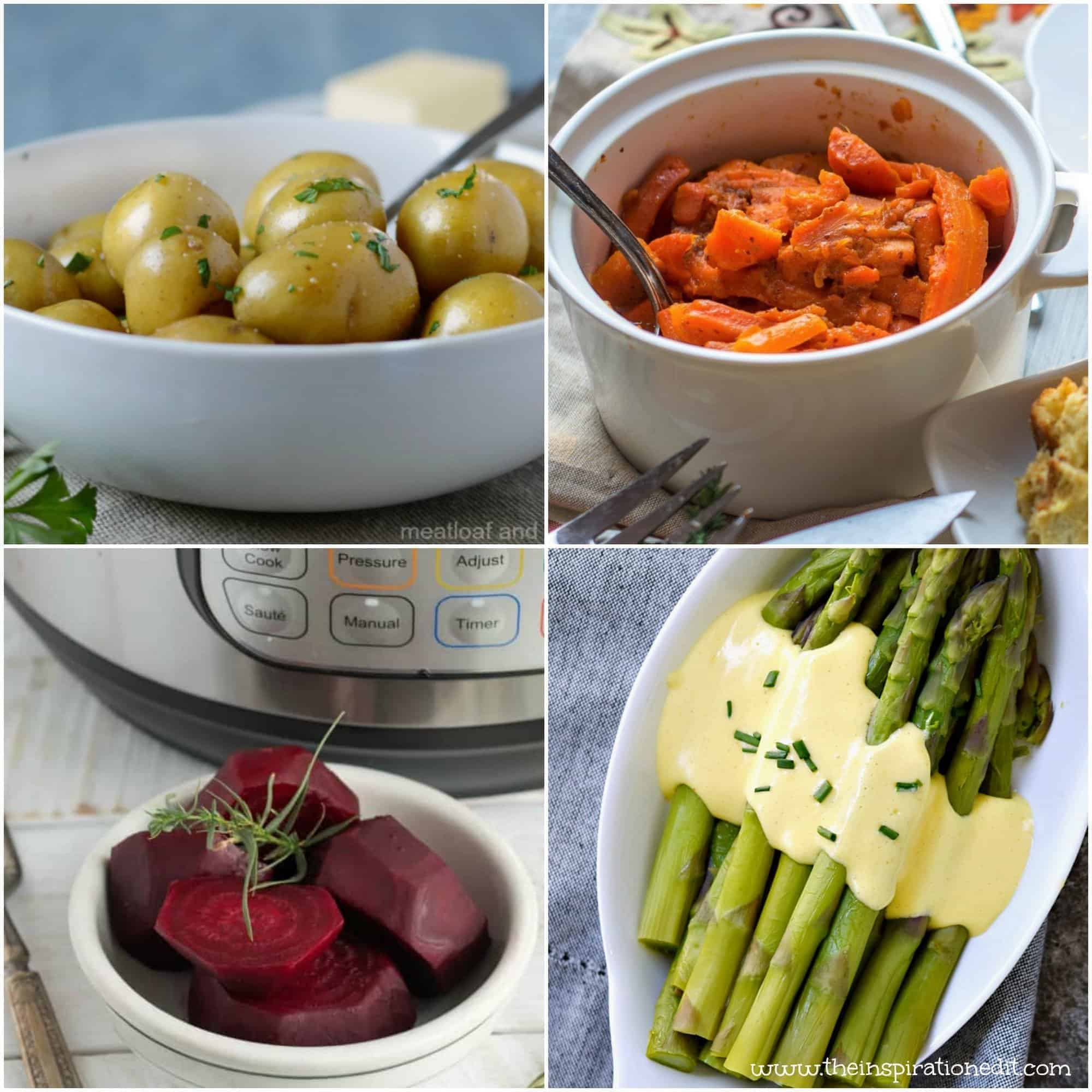 instant pot vegetables