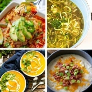 15 Low Carb Soup Recipes for gastric bypass