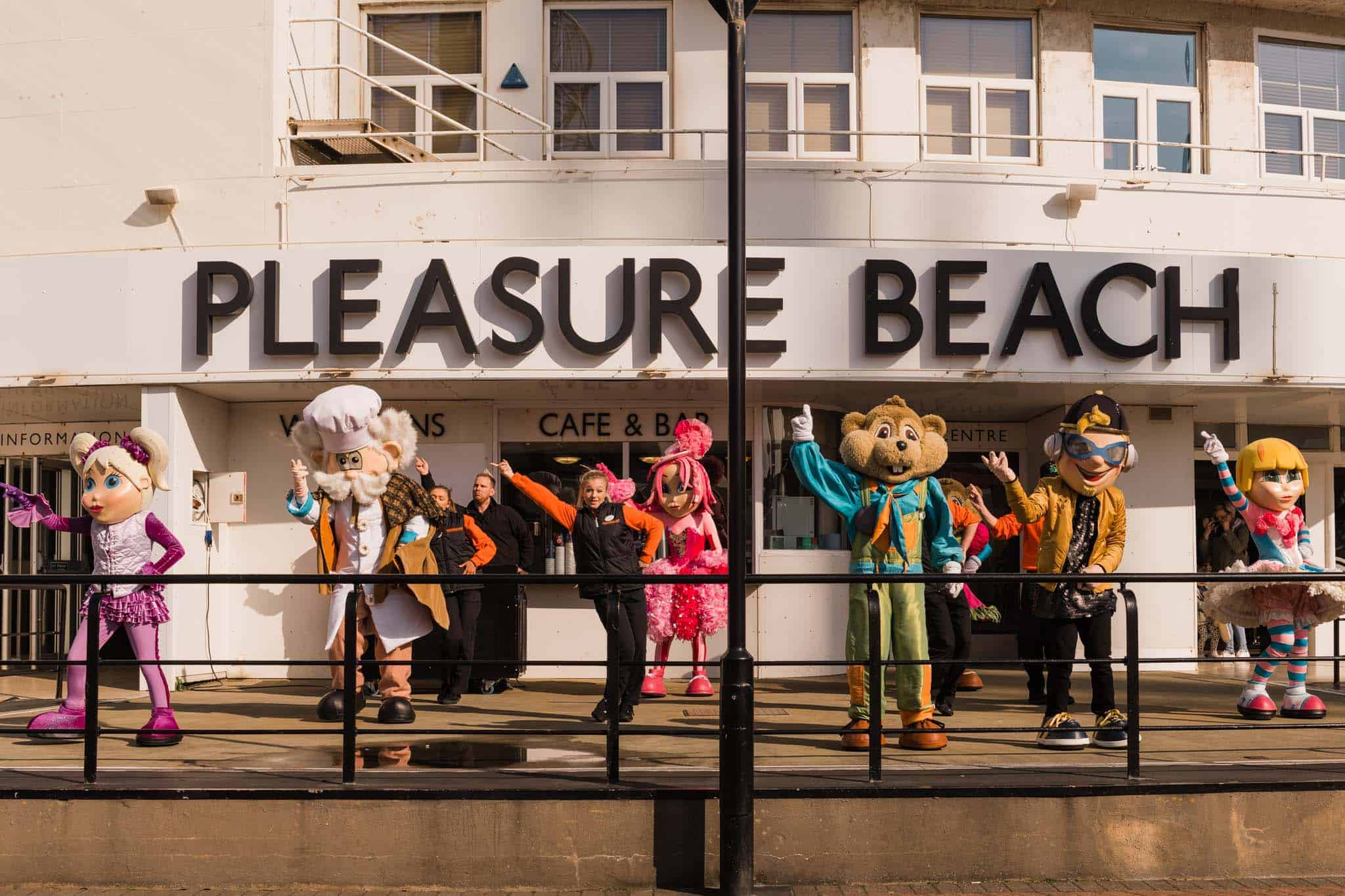 Blackpool Pleasure Beach prices and entrance