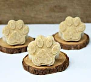 diy dog shampoo bars