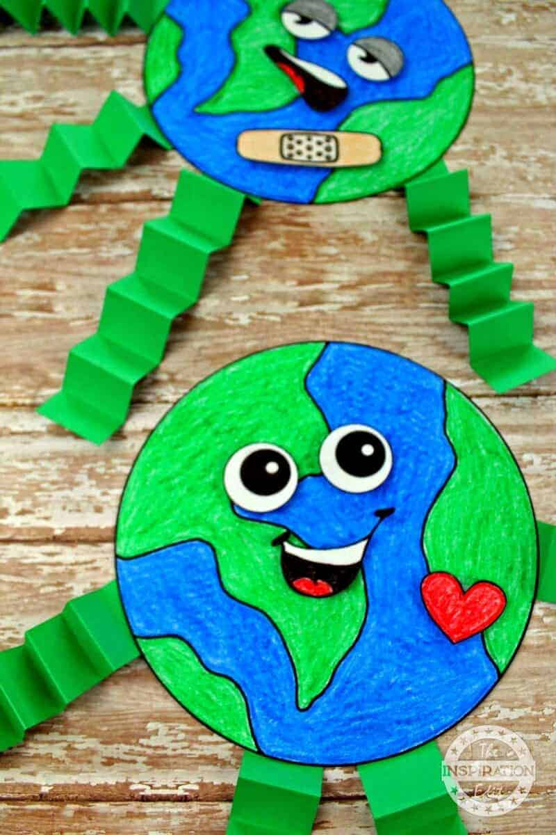 Fantastic Earth Day Craft And Activity For Kids · The ...