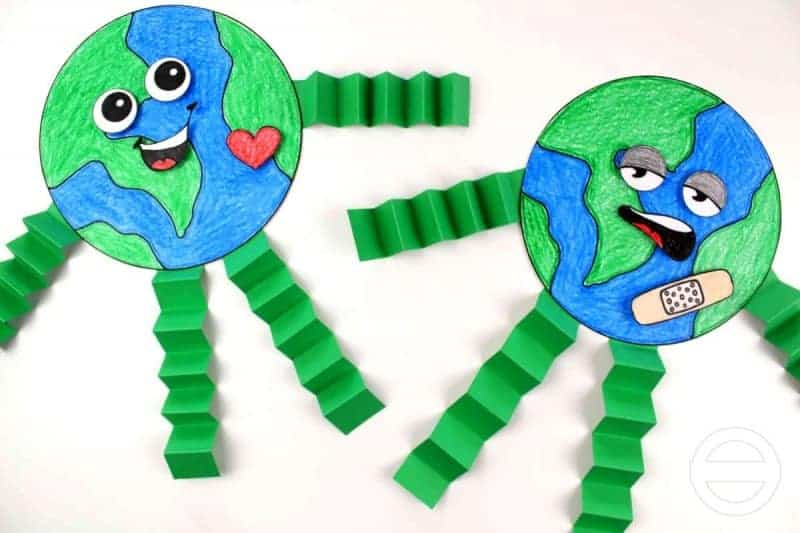 earth day activity for preschool kids