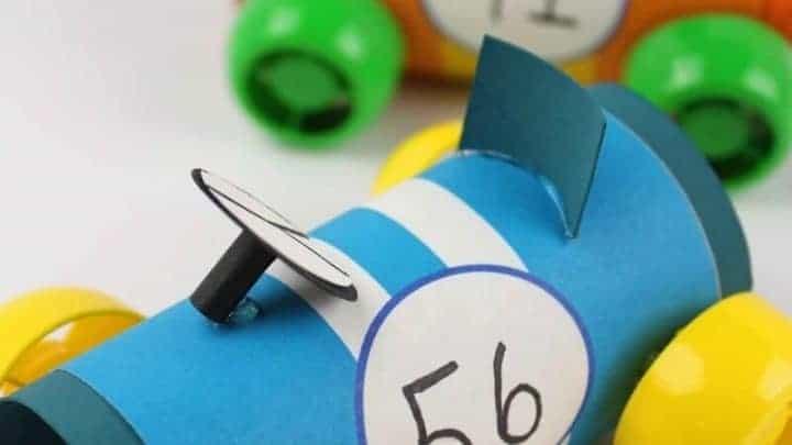 TOILET TUBE CRAFT for preschool kids