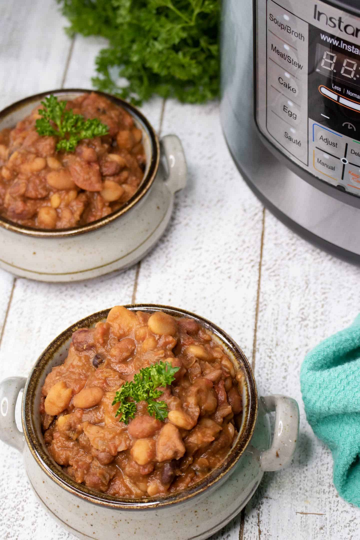 beef stew in the instant pot at only 4 weight watchers points