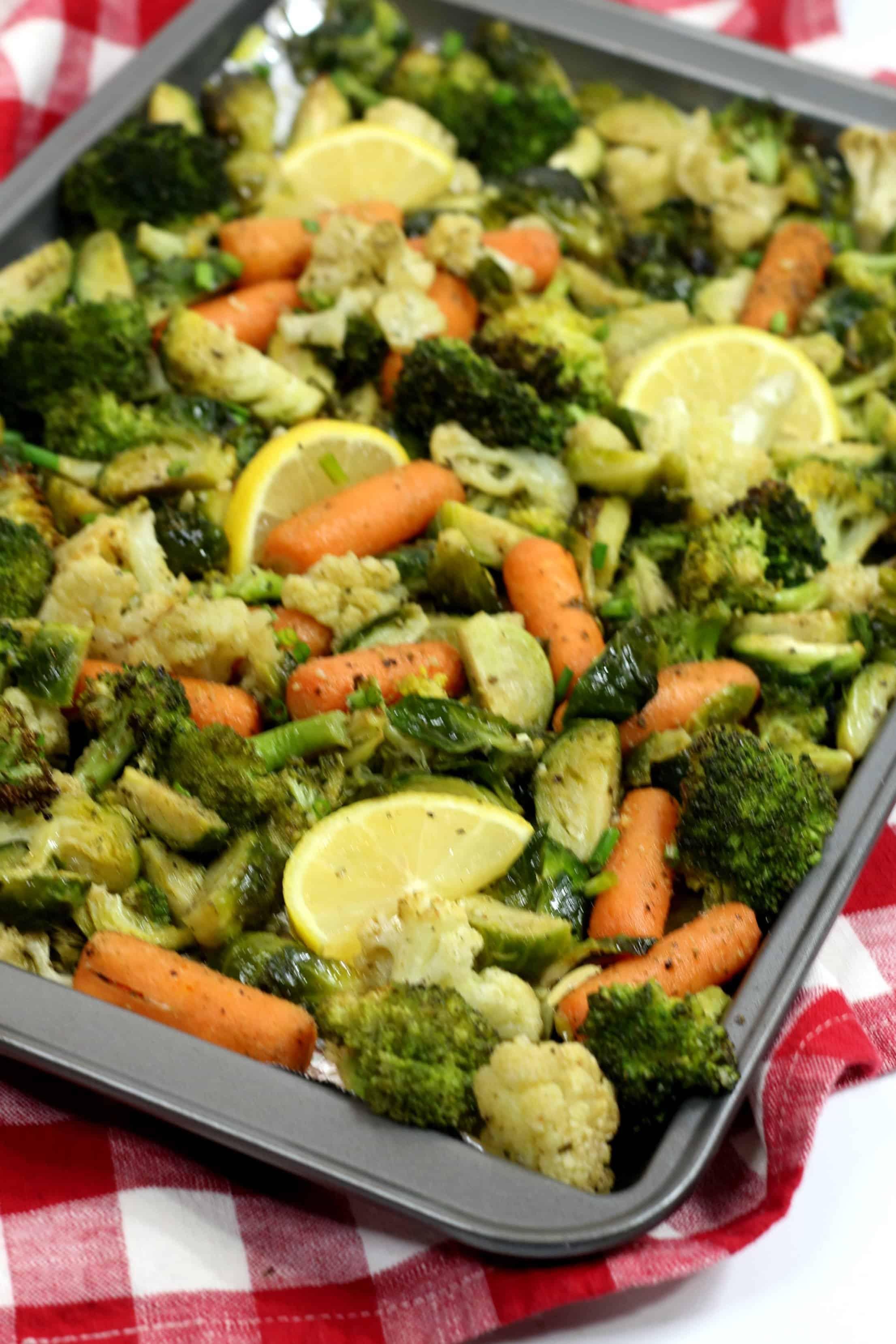 Pan-Roasted-Vegetables