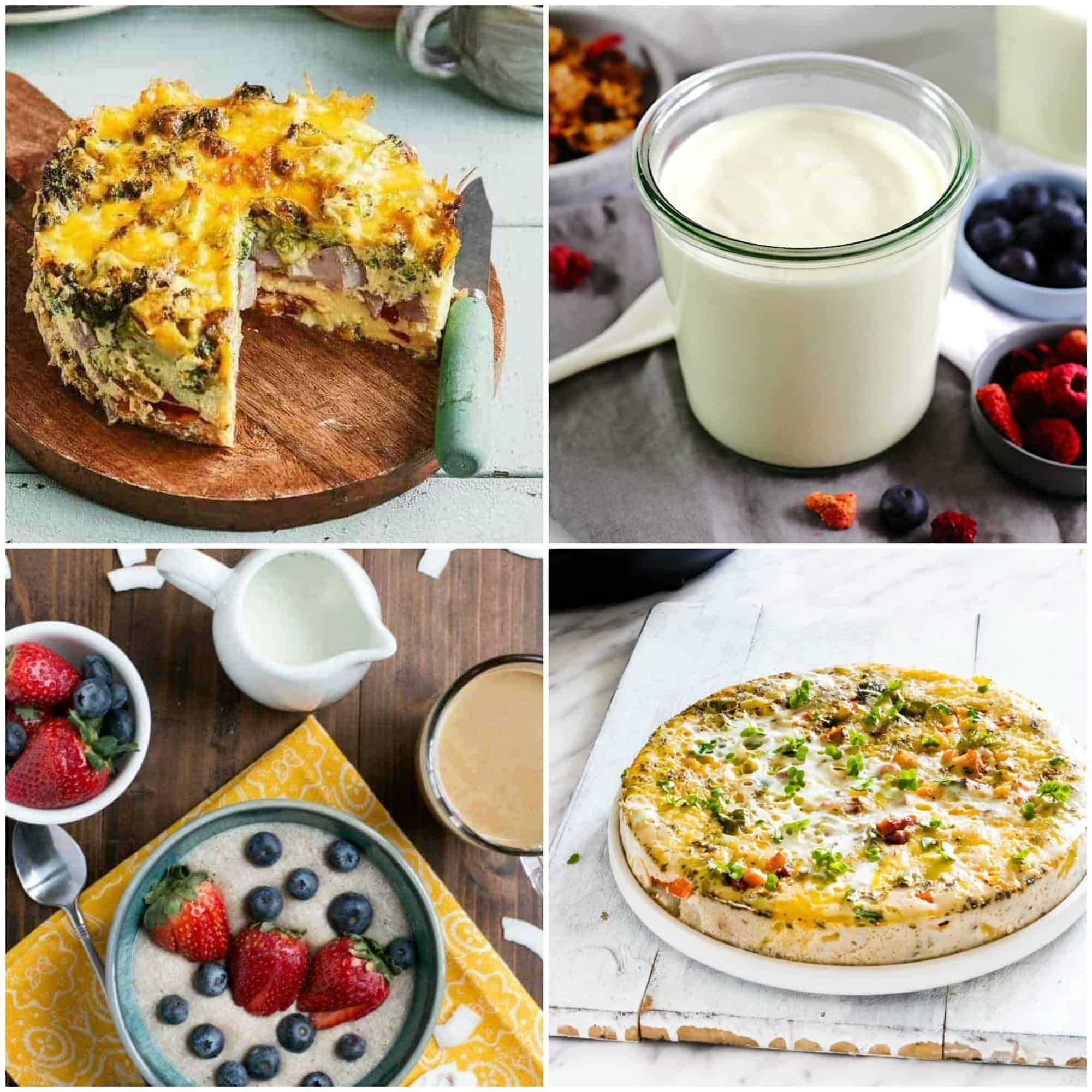 keto instant pot breakfast recipes
