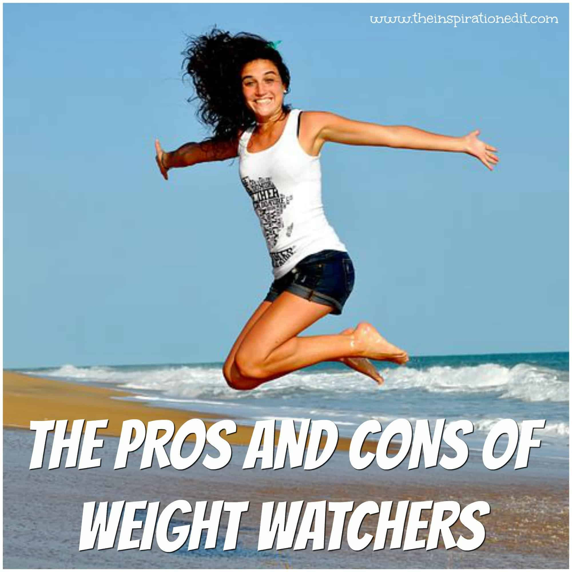 the pros and cons of weight watchers diet program