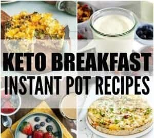 keto breakfast recipes