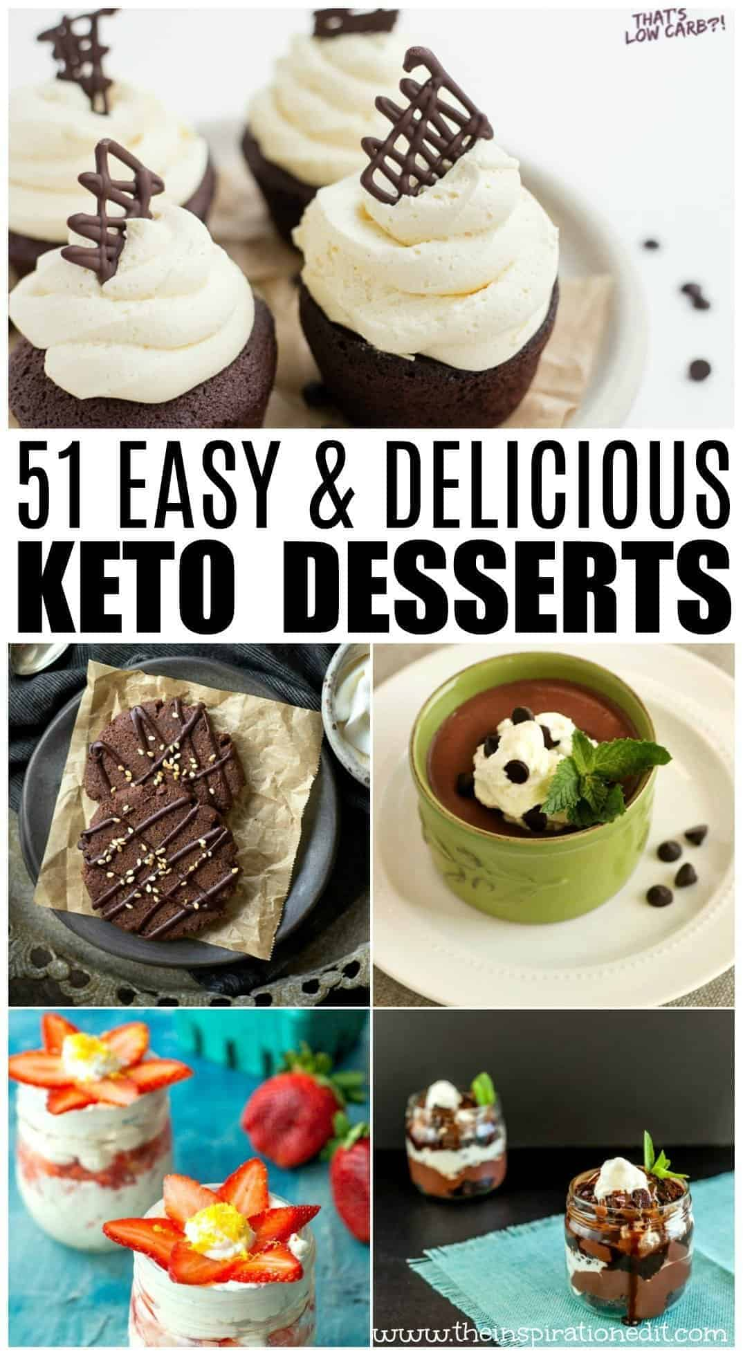 keto dessert ideas you will love today