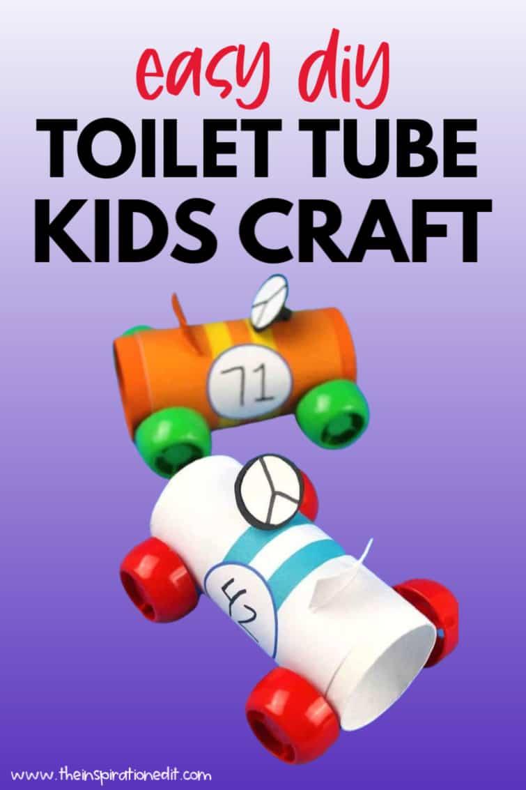toilet tube cars