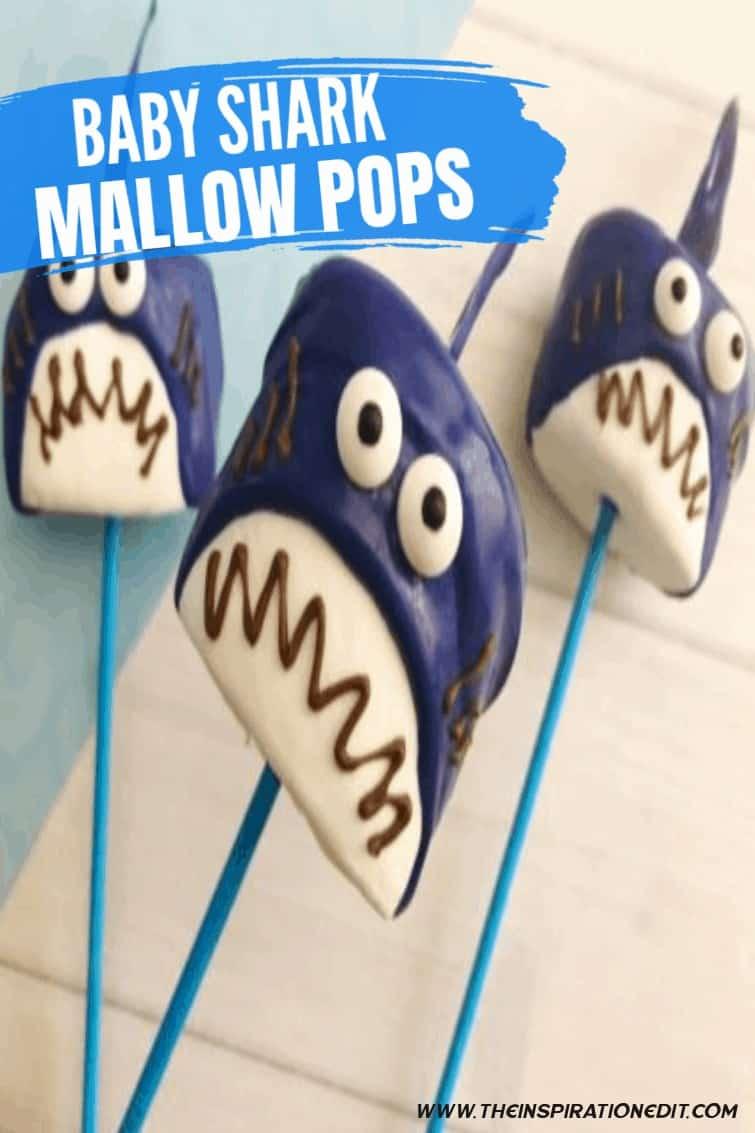 Baby Shark Party Food Idea