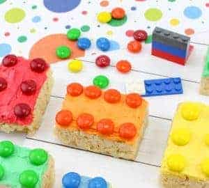 lego party food idea