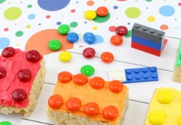 lego party food idea
