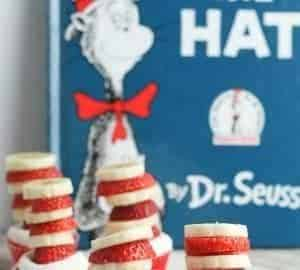 Cat In The Hat Dr Seuss Cupcakes