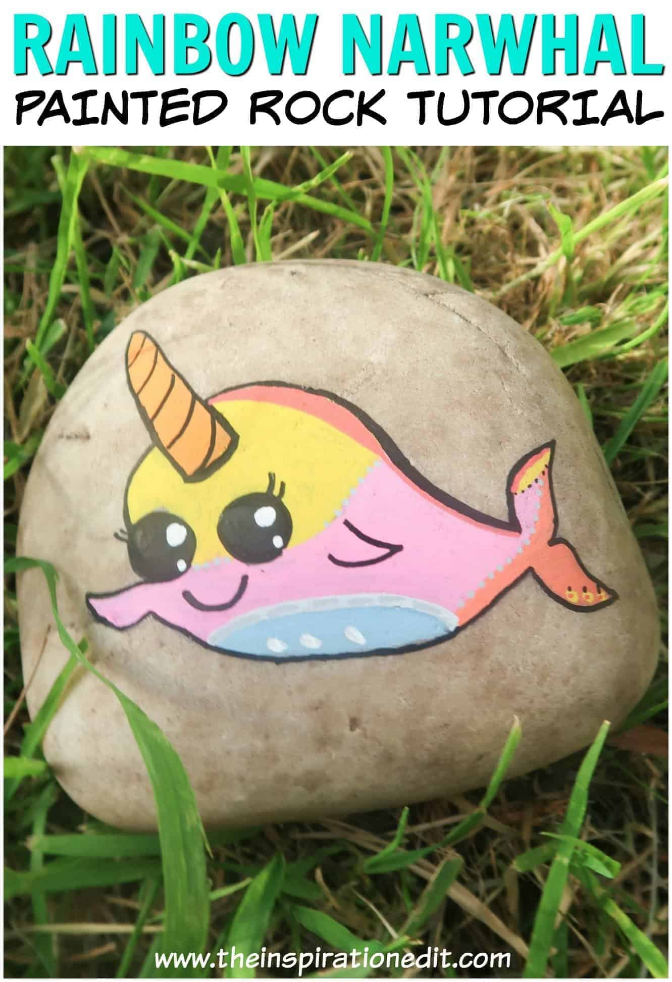 narwhal rock stone