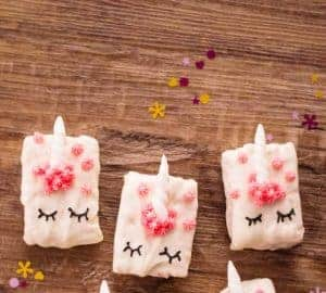unicorn party food idea