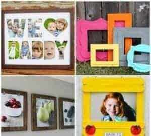 easy diy photo frame ideas