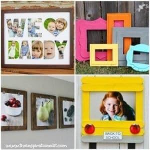 easy diy photo frame ideas
