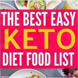 Keto Shopping List: What You Need