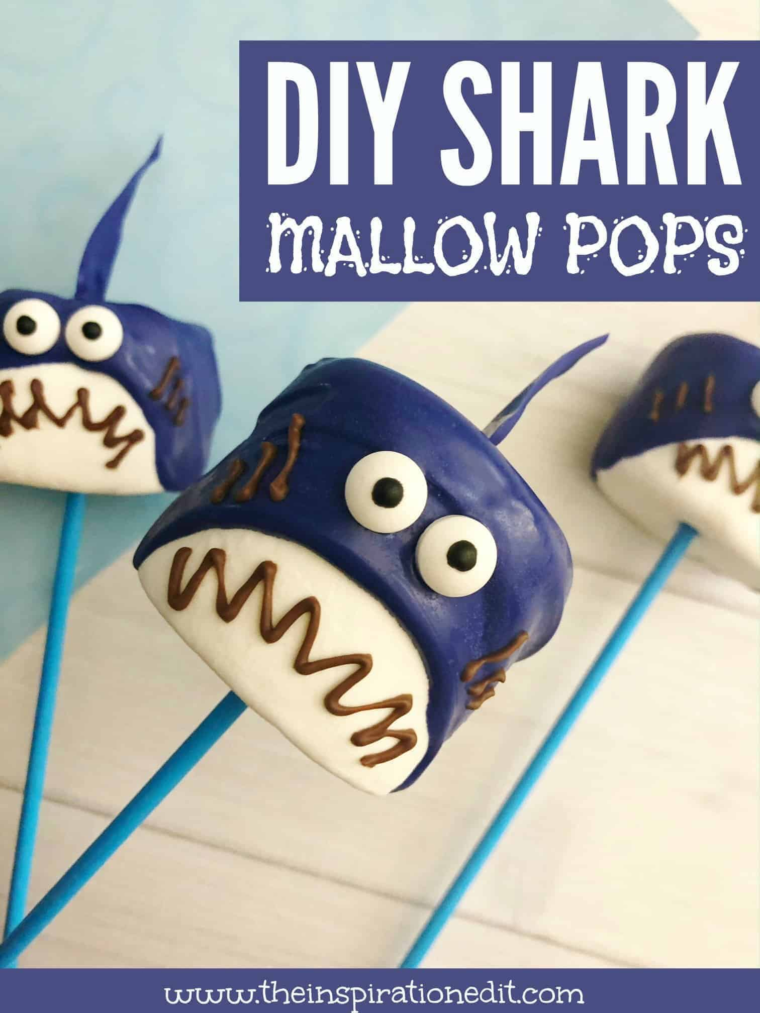 Baby Shark Party Food Idea