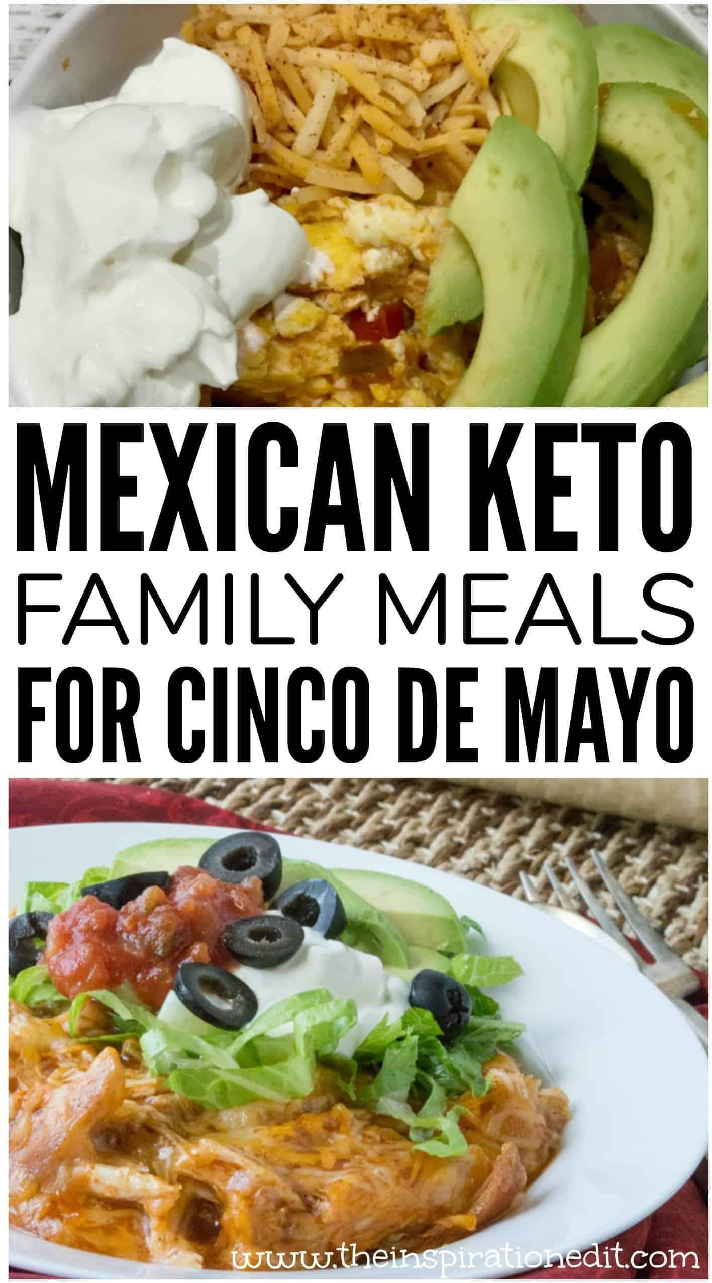 mexican keto cinco de mayo recipes