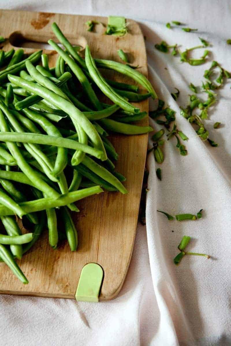 keto veggies green beans