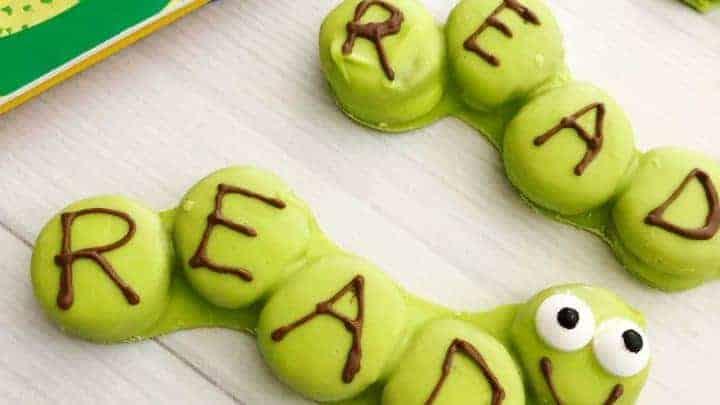oreo decorated cookies