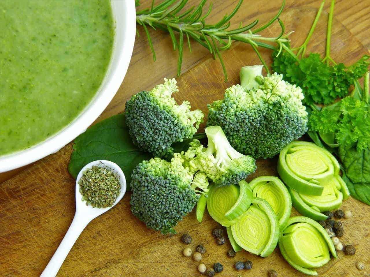 keto diet plan soup