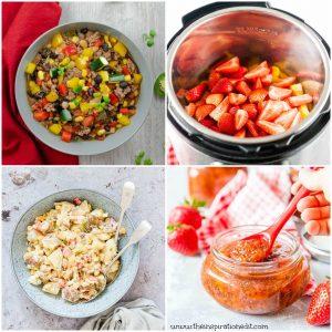 instant pot recipes for summer
