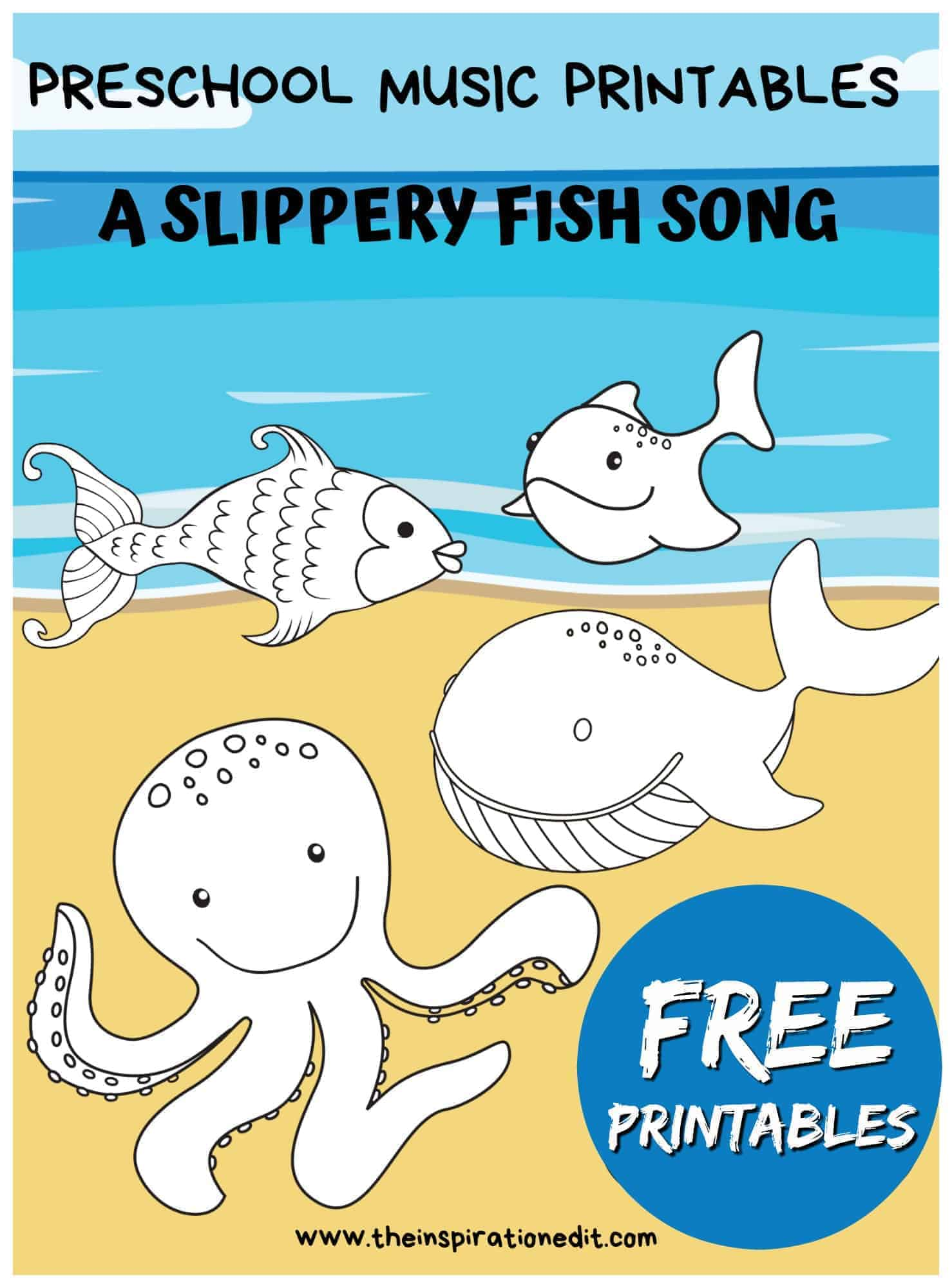 a SLIPPERY FISH SONG