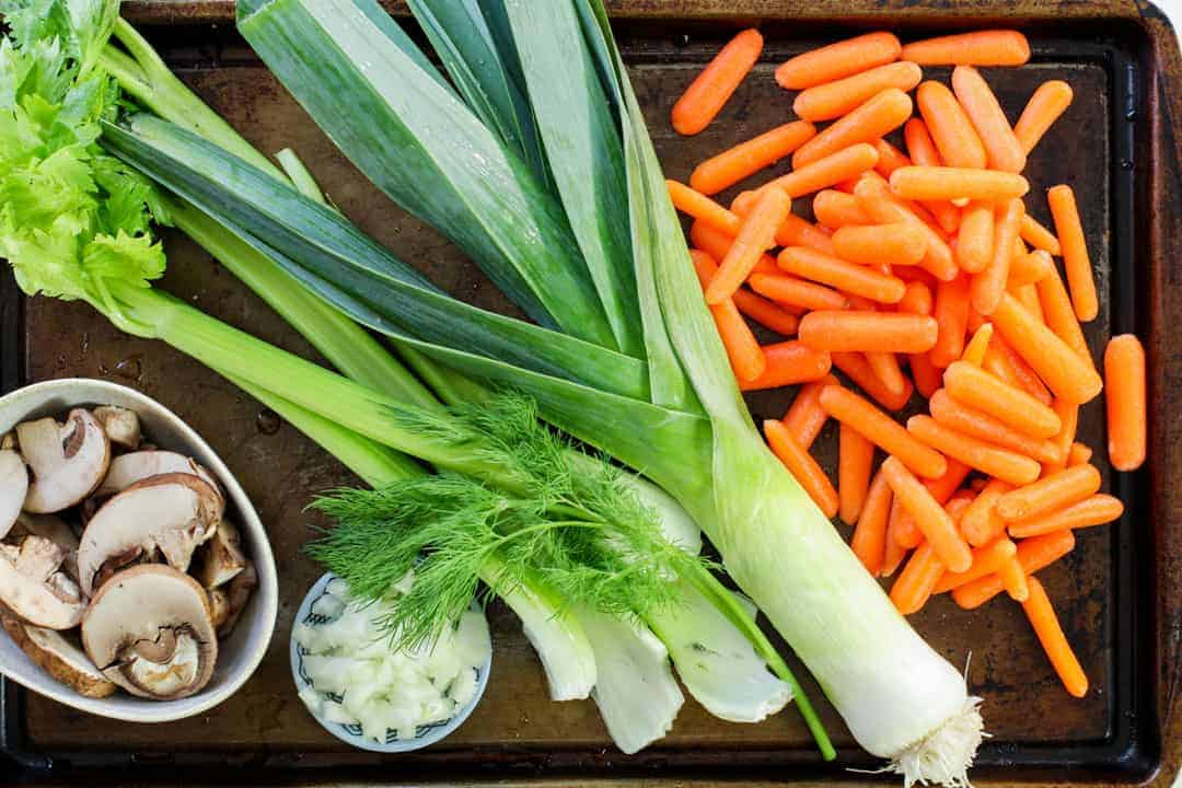 french carrot medley