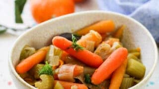 French Carrot Vegetable Medley