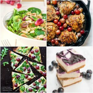 tasty grape recipes