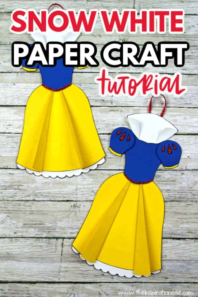 snow white craft