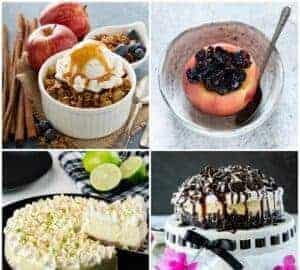 instant pot dessert