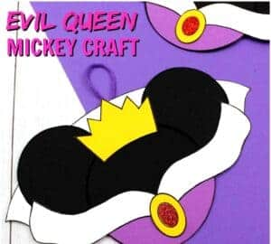 evil queen mickey mouse ears