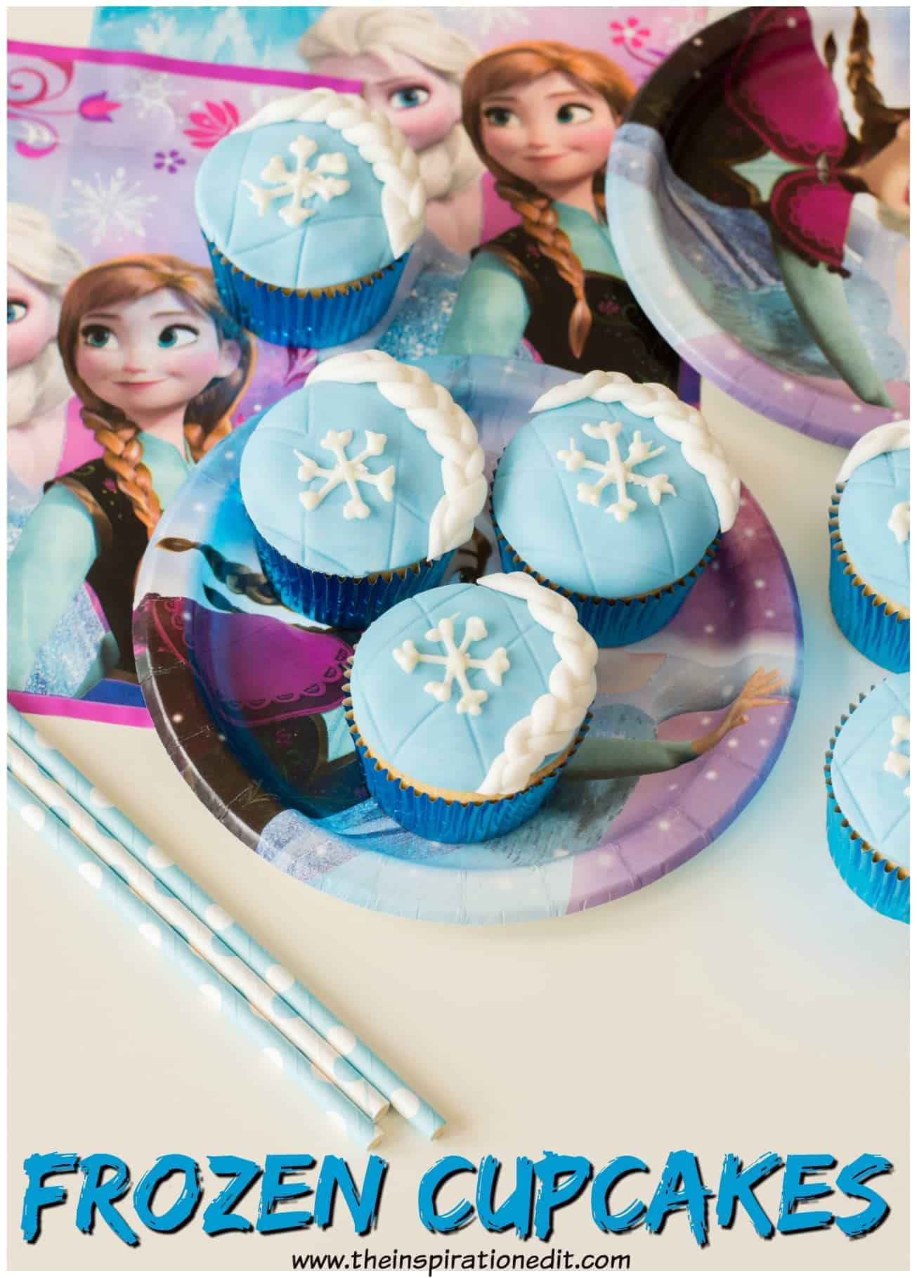 frozen cupcakes one