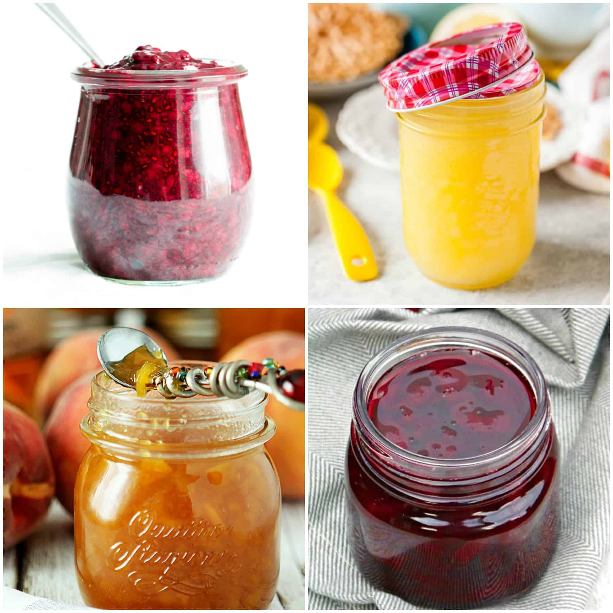 instant pot jam recipes