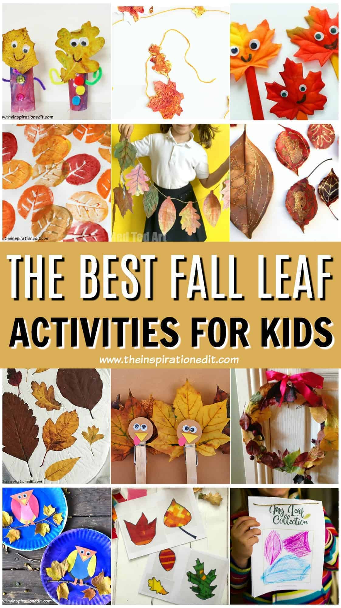 The best fall leaf activities for kids